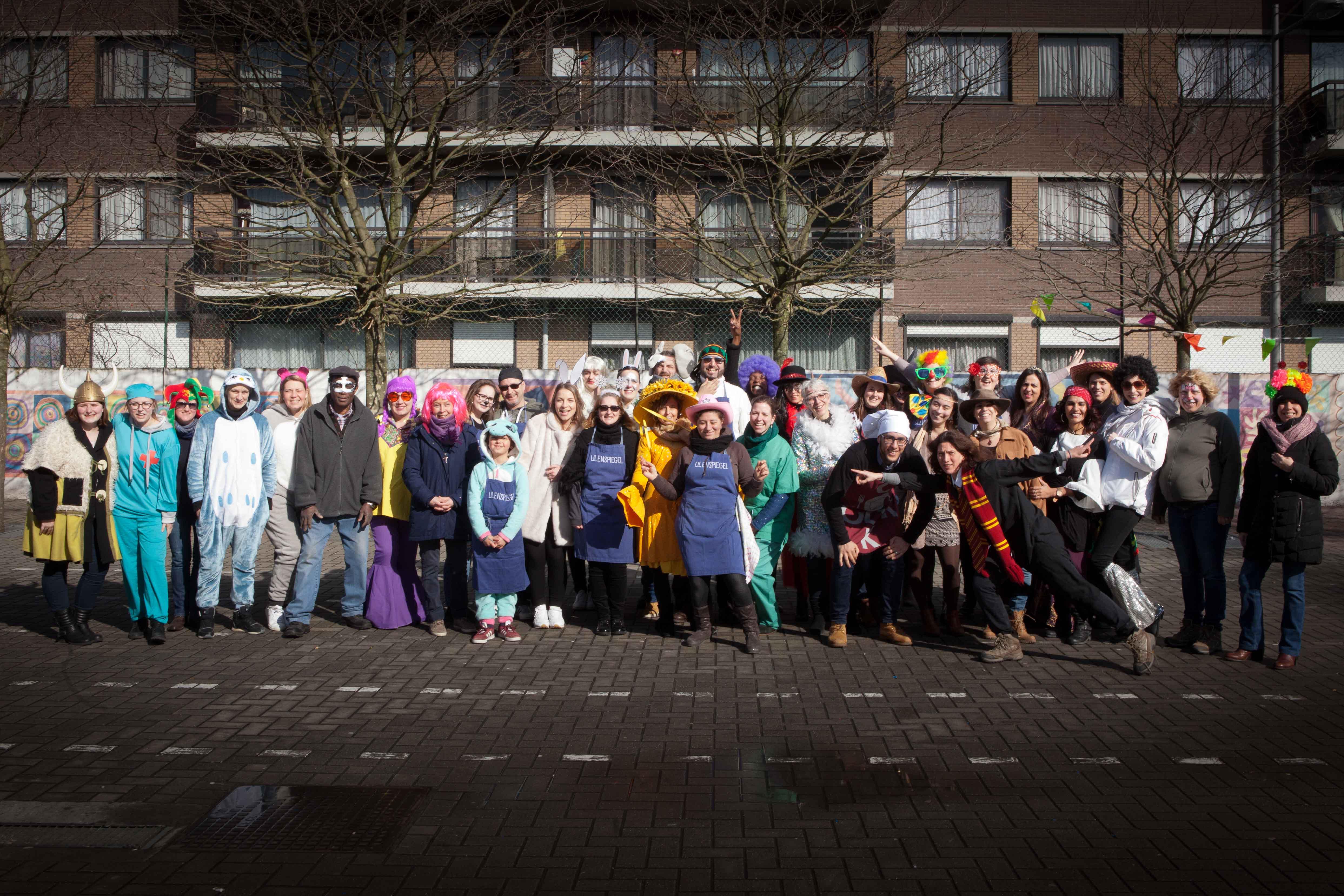 Ulenspiegel fête le Carnaval