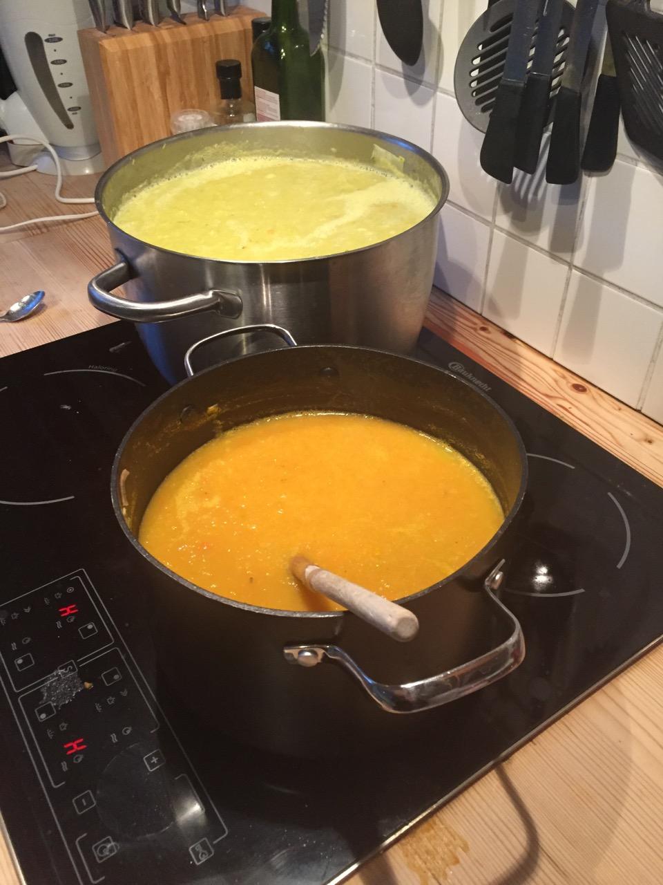 La soupe au potiron (P2L – P6B)